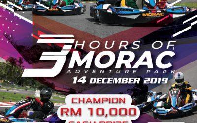 3-hour Go Kart Endurance Race